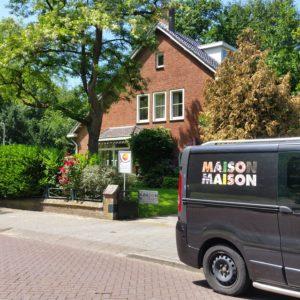 MAISON MAISON Elektrische auto